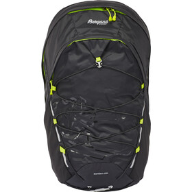 Bergans Rondane Backpack 26L, black/neon green